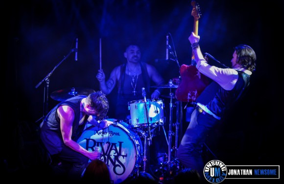 SOLD OUT! Rival Sons featuring The Soft White Sixties at 3rd & Lindsley in Nashville, TN