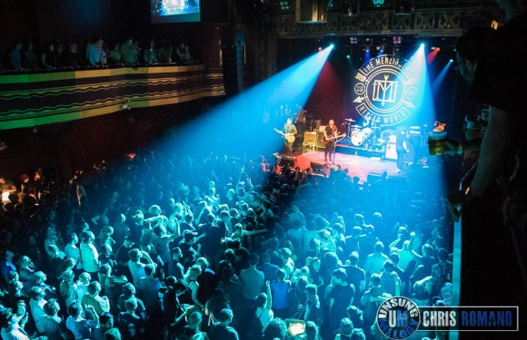 The Menzingers featuring Lemuria and Pup at Webster Hall in NYC