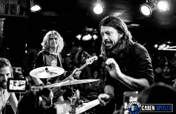 Are You Kidding Me? The Birds of Satan and Chevy Metal featuring Dave Grohl at the Maui Sugar Mill Saloon in Tarzana, CA