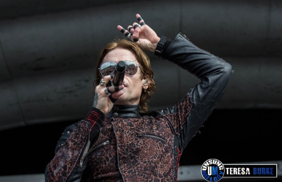 ROCKSTAR UPROAR 2014: Buckcherry in Noblesville, IN