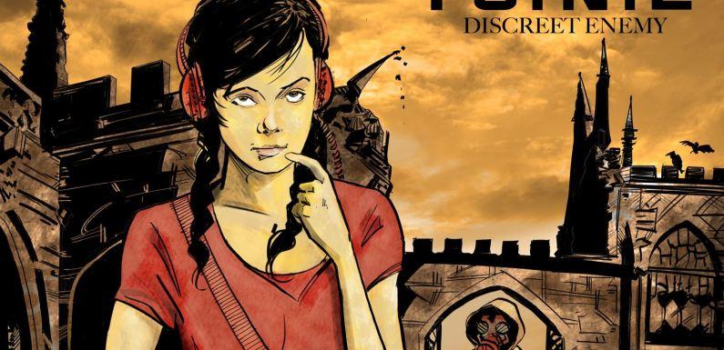 POYNTE – Discreet Enemy (Album Review)