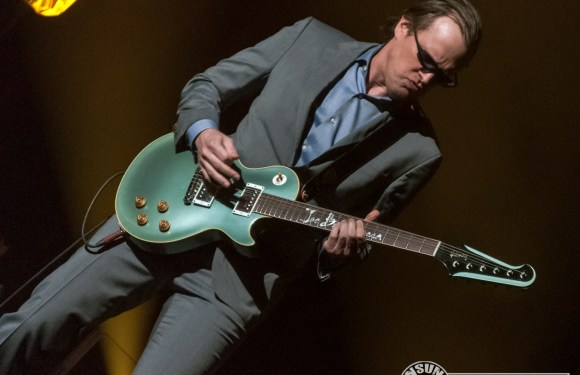 Photos: Joe Bonamassa at Pikes Peak Center in Colorado Springs, CO!