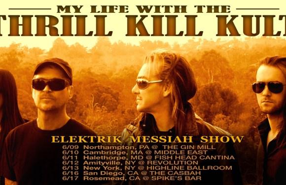 My Life With The Thrill Kill Kult – Elektrik Messiah Show