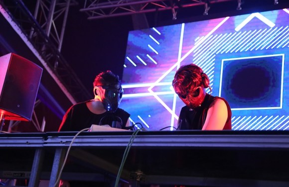 """CYBERPUNKERS Release """"Live Mix April 2016"""""""