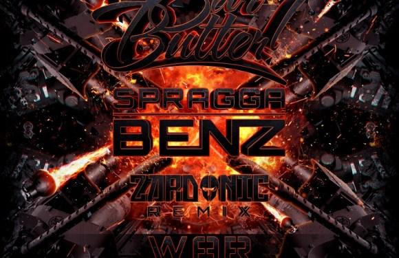 "Earbutter Releases 'War (Feat. Spragga Benz)"" EP"