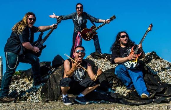 "AERACO Releases New Music Video for ""Baptized By Fire"""