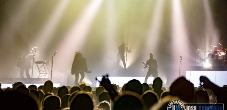 A Perfect Circle – 1st Bank Center – Broomfield, CO