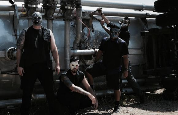 """The Digital Masquerade Release Official Music Video for """"Straight Jacket"""" Off of 'Digital Train Time Machine'"""