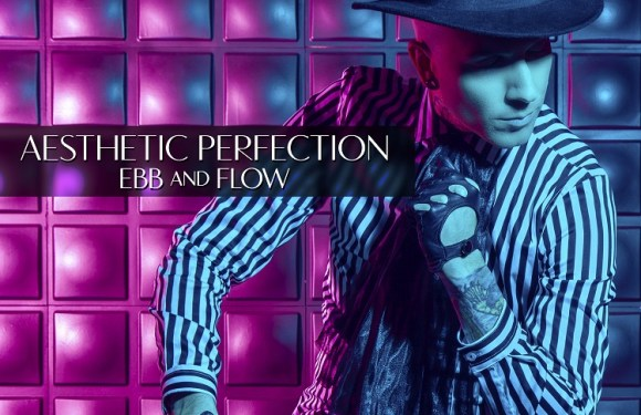 "AESTHETIC PERFECTION Releases Dark Cover of N*SYNC Mega-Hit Single ""Bye Bye Bye"" Off of Upcoming 'Ebb and Flow' EP!"