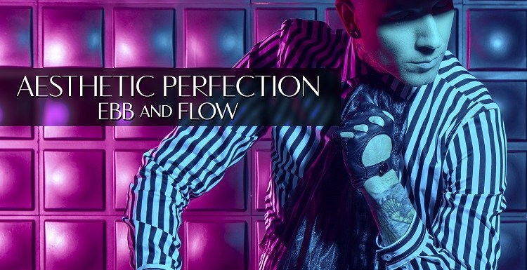"""AESTHETIC PERFECTION Releases Dark Cover of N*SYNC Mega-Hit Single """"Bye Bye Bye"""" Off of Upcoming 'Ebb and Flow' EP!"""
