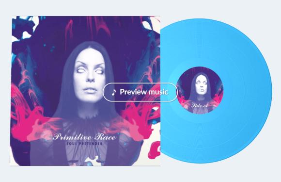 PRIMITIVE RACE Announce Limited Edition 'Soul Pretender' Vinyl Release!