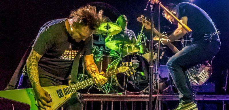 THE FINGER GUNS Announce Vinyl Release 'SASQUATCH' LP!