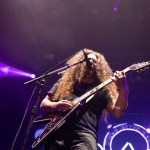 Coheed and Cambria performed at Sculpture Park on August 6.