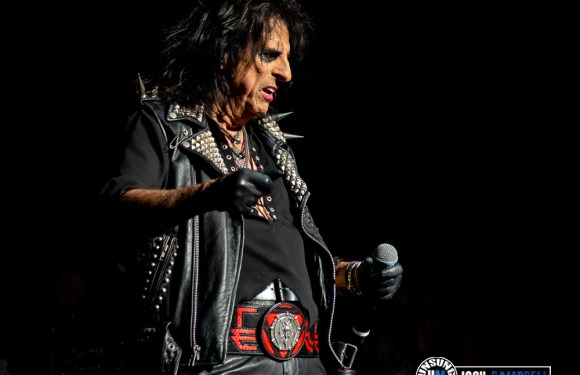 Alice Cooper Brought the Shock Rock to Pikes Peak Center – Colorado Springs, CO