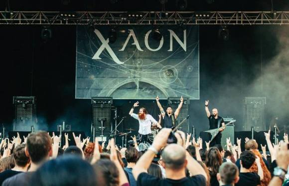 """Swiss Dark Metal Band XAON Release Official Music Video for """"Zarathustra""""!"""