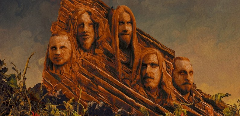 "Opeth Premieres ""Demon of the Fall"" from ""Garden of the Titans: Live at Red Rocks Amphitheater"""