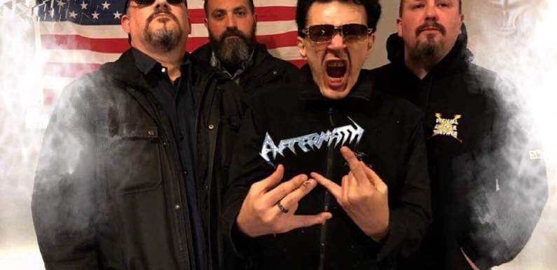 """Aftermath Release Official Lyric Video for """"Smash Reset Control"""""""
