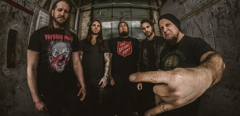 "REPENTANCE Release New Single, ""Enter the Gallows"""