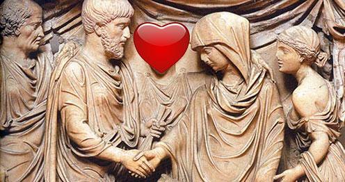 Matrimonio En El Imperio Romano : El concepto de amor y matrimonio en el mundo romano