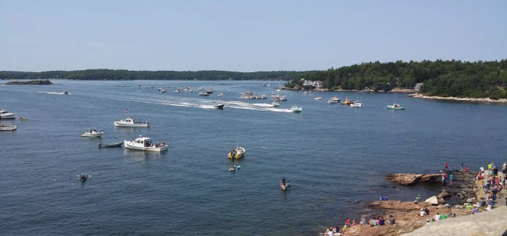 2017 Maine Lobster Boat Races Schedule