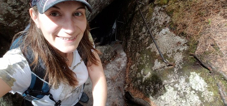 Debsconeag Lake Wilderness Area:  Explore the Ice Cave! [with Driving Directions]