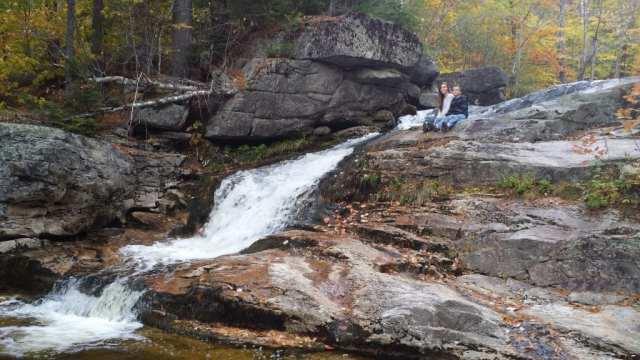 Step Falls waterfall.