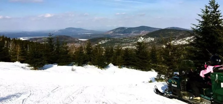 Maine Snowmobile Rentals, Vacations & Touring Adventures