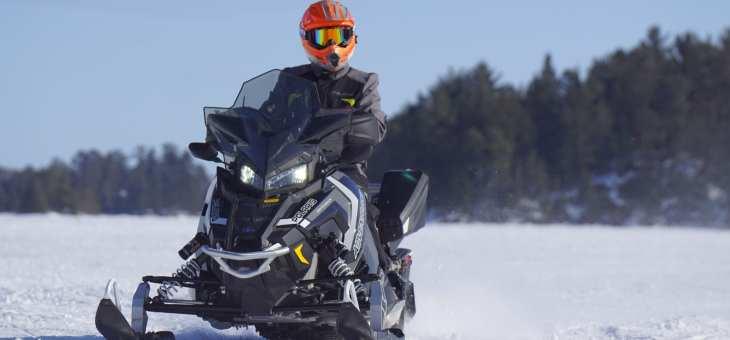 Maine 2018-2019 Snowmobile Races, Radar Runs & Events