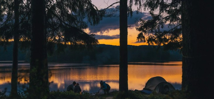 7 Free Tent & RV Camping Sites in Maine