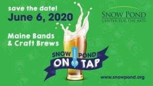 Snow Pond On Tap Festival