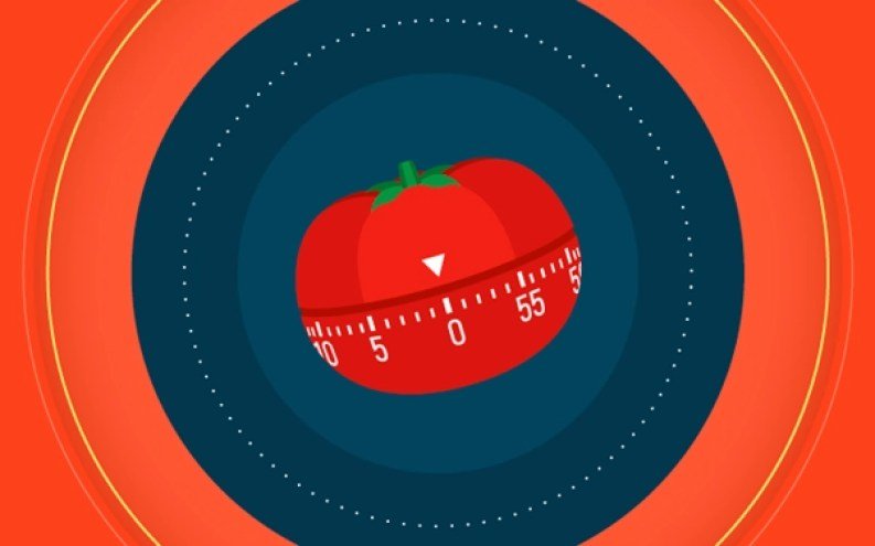 """This popular technique was introduced by Francesco Cirillo. He wrote, """"I discovered that you could learn how to improve your effectiveness and be better able to estimate how long a task will take to complete by recording how you utilize your time."""" Cirillo wrote a 130 pages book about this method and its biggest strength lies in its simplicity."""
