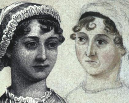 Jane Austen Potraits