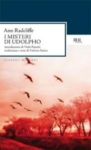 Ann Radcliffe, I misteri di Udolpho, ed. BUR