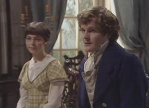 Osmund Bullock è Charles Bingley