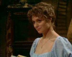 Elizabeth Garvie è Lizzie Bennet