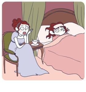 Lost in Austen: Jane malata