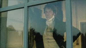 Colin Firth in P&P, BBC 1995