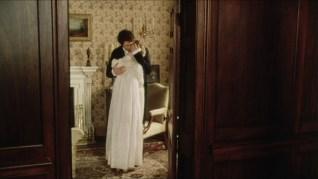 Colin Firth e Emilia Fox in P&P, BBC 1995