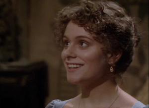 Elizabeth Garvie, BBC 1980, la mia Lizzy preferita