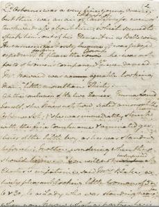 watsons manuscript
