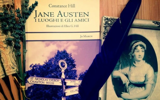 Jane Austen. I luoghi e gli amici, di C. Hill, ed. Jo March con JASIT