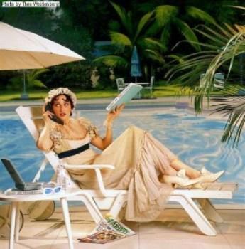 Entertainment Weekly - Jane Austen
