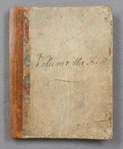 Juvenilia, Volume the first, Jane Austen