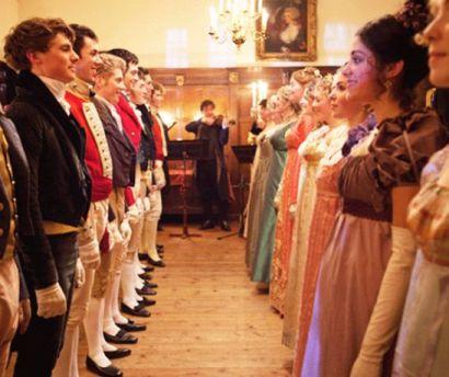 Il ballo di Netherfield, BBC, 2013