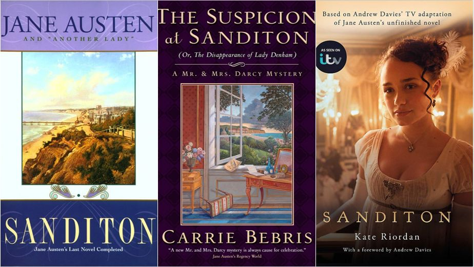 Sanditon, completions: Dobbs, Bebris, Riordan