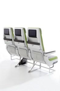 Flugzeugsitz von Recaro