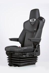 LKW-Sitz: Recaro verkaufte die Automotive-Sparte, behielt jedoch die Markenrechte.