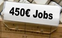 Mini Jobs bis 450 Euro und Sozialversicherung ...