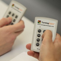 Classroom Response System iClicker