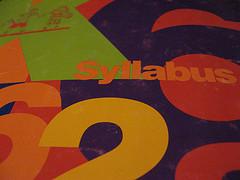 syllabus photo